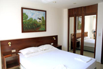 Accommodation hotel rooms Bohol Vantage Resort